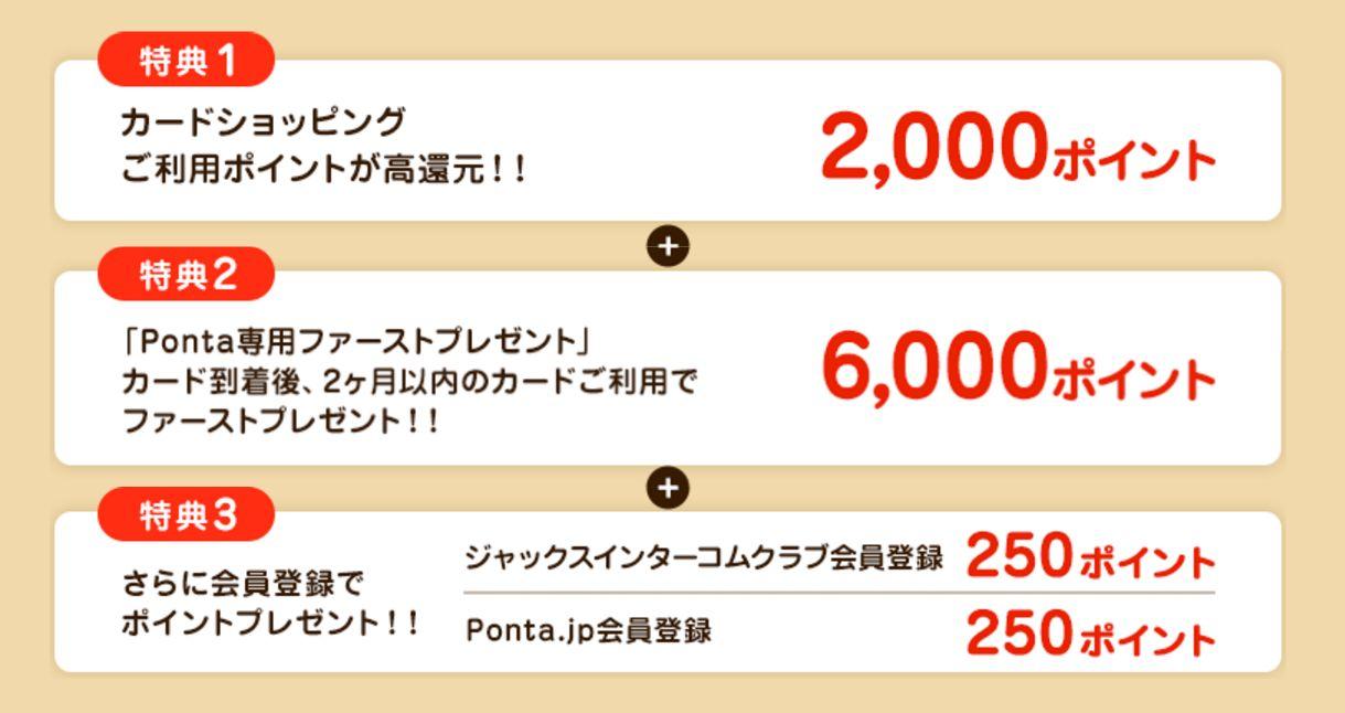 Ponta Premium Plus新規入会キャンペーンのまとめ
