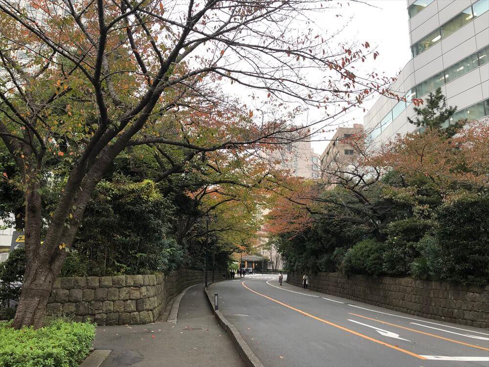 ザ・プリンス さくらタワー東京へのアクセス2