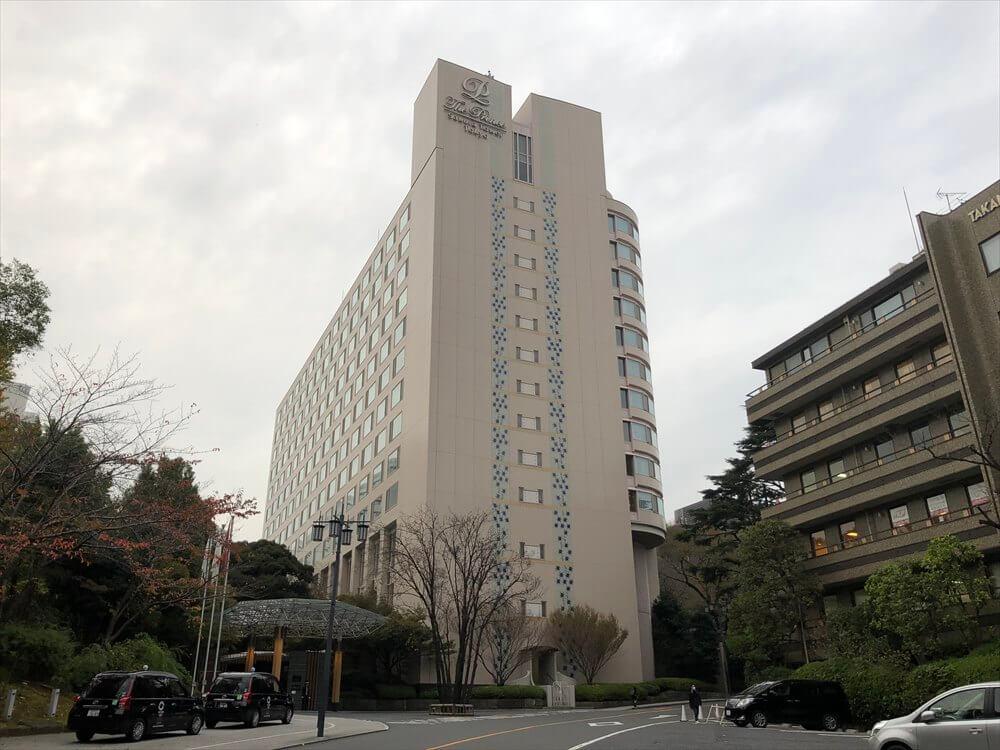 ザ・プリンス さくらタワー東京へのアクセス3