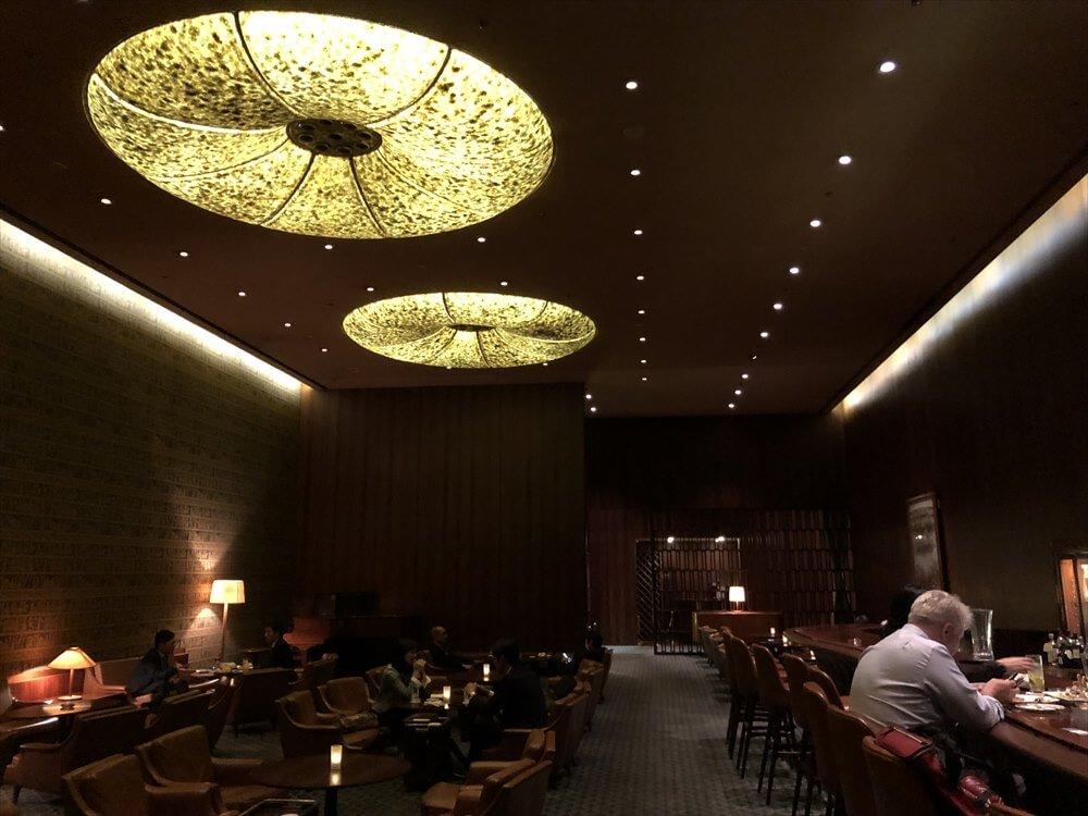 グランドプリンスホテル新高輪の「あさま」2