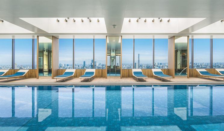 ザ・プリンスギャラリー東京紀尾井町のプールのイメージ