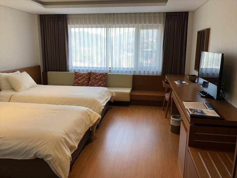ヨンピョン リゾート ドラゴン バレー ホテルの部屋1