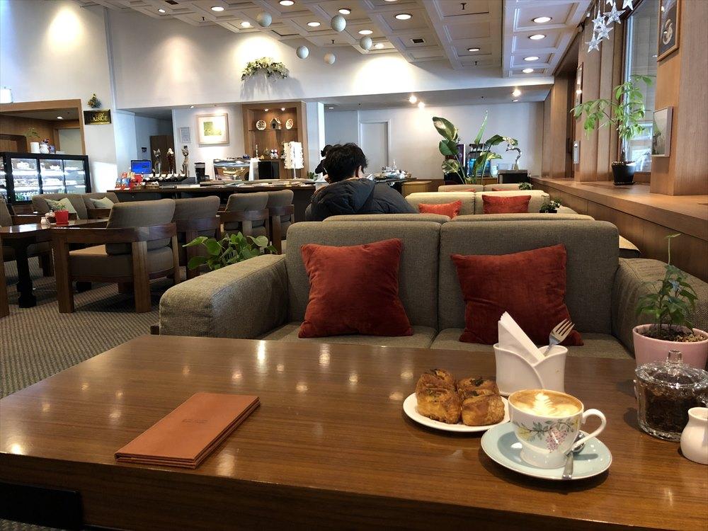 ヨンピョン リゾート ドラゴン バレー ホテルのロビーラウンジ2