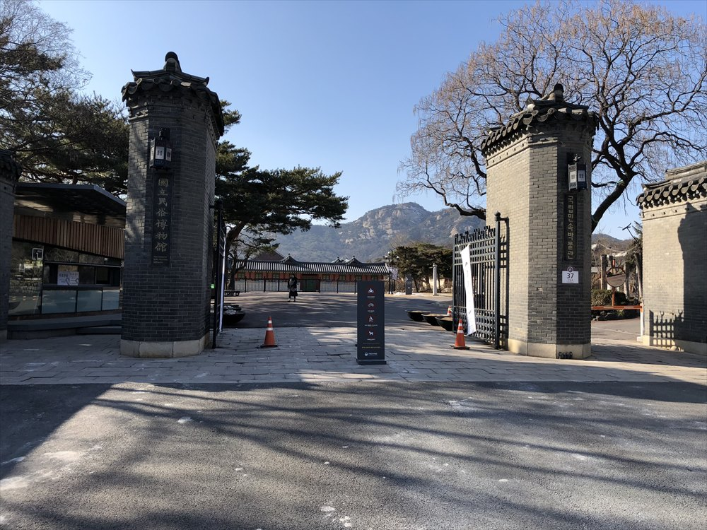 景福宮は火曜日定休日1