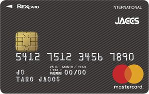 REX CARD(レックスカード)券面デザイン