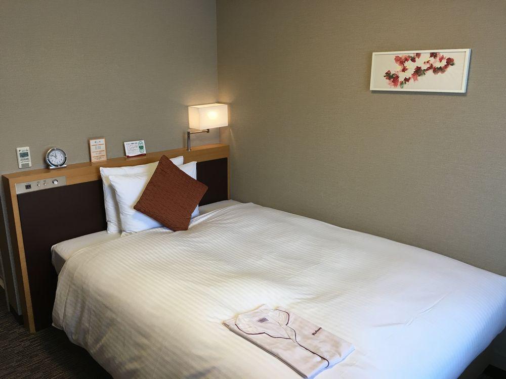 リッチモンドホテル熊本新市街のベッド