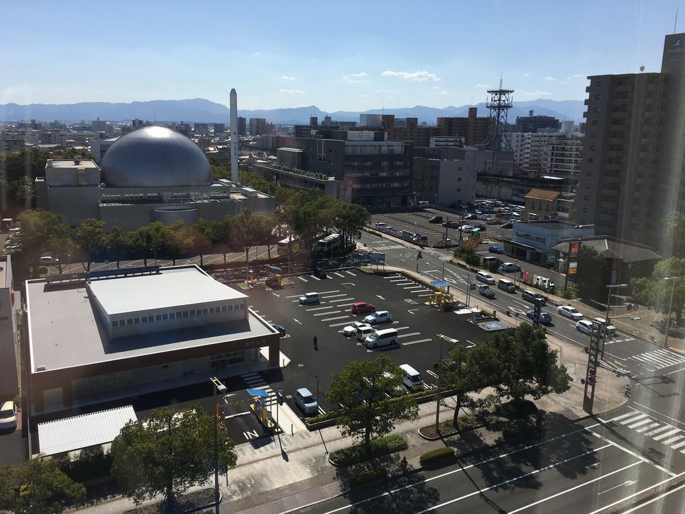 リッチモンドホテル宮崎駅前から宮崎科学技術館