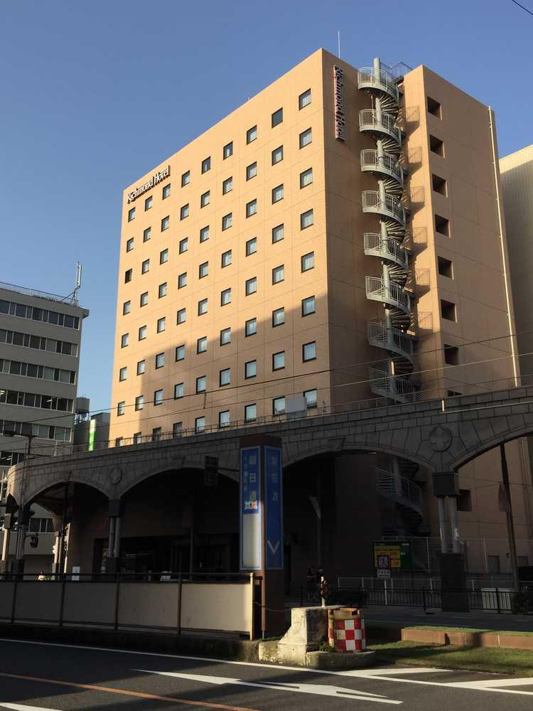 リッチモンドホテル鹿児島金生町外観画像