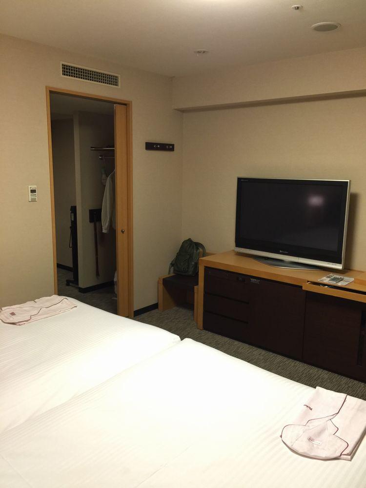 リッチモンドホテル熊本新市街のツインルーム2画像