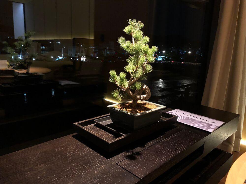 リッツカールトン京都のラグジュアリールーム3