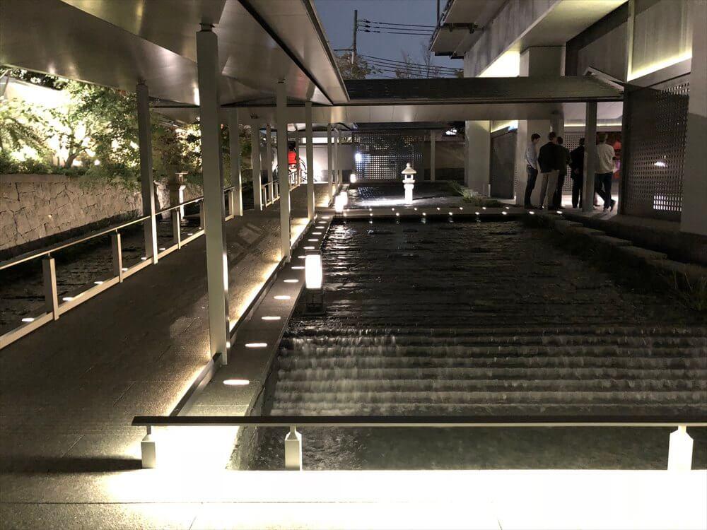 日本旅館の雰囲気のリッツカールトン京都2