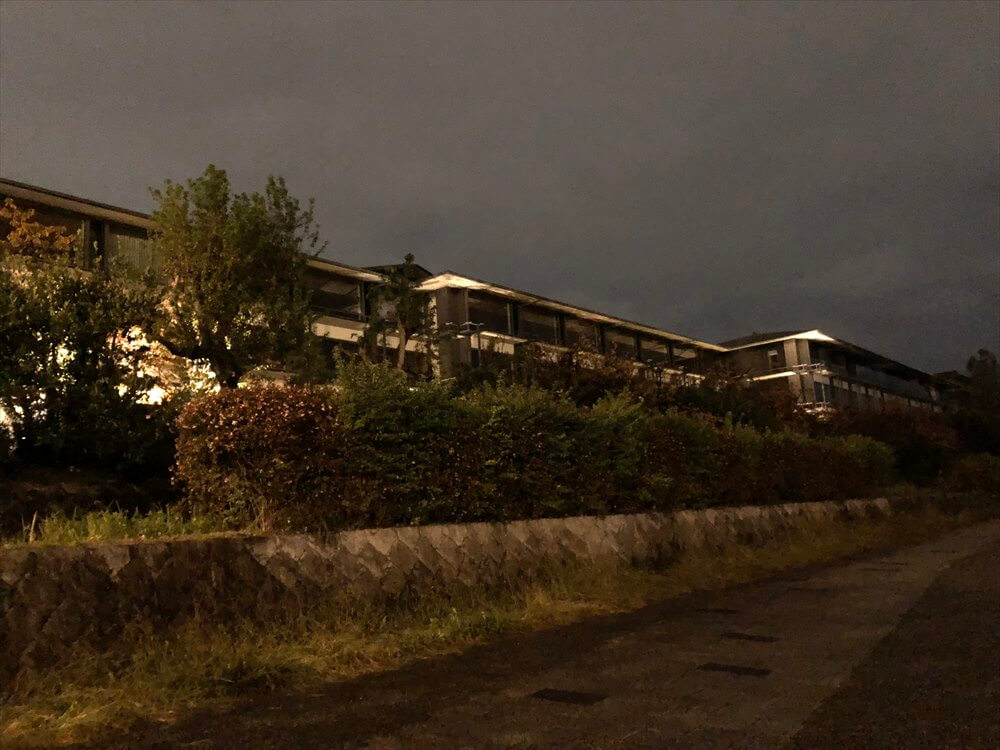 夜の二条大橋2