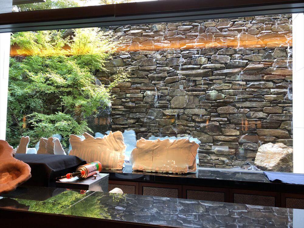 リッツカールトン京都の「水暉」での和朝食2