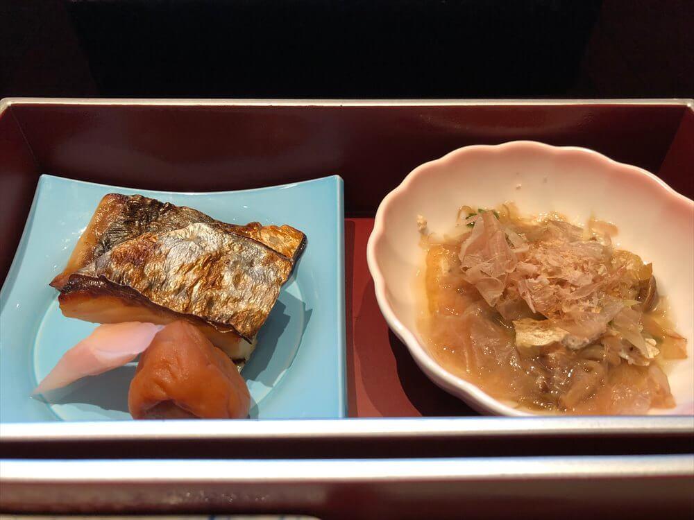 リッツカールトン京都の「水暉」の和朝食5