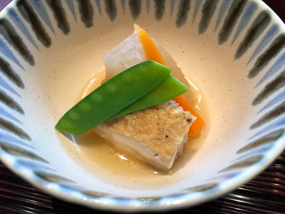 リッツカールトン京都の「水暉」の和朝食6