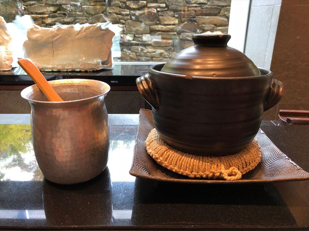リッツカールトン京都の「水暉」の和朝食7