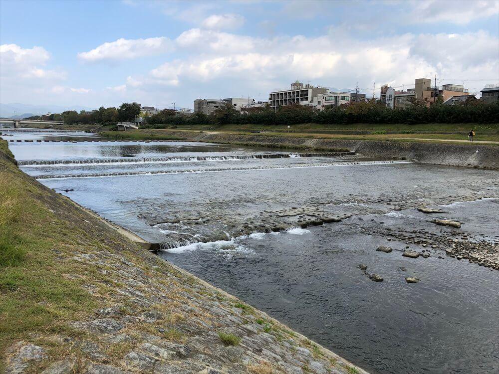 鴨川沿い3
