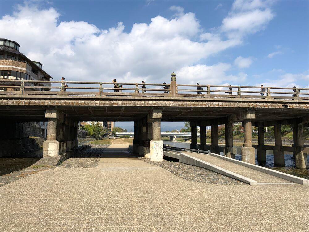 三条大橋(下流側から)1