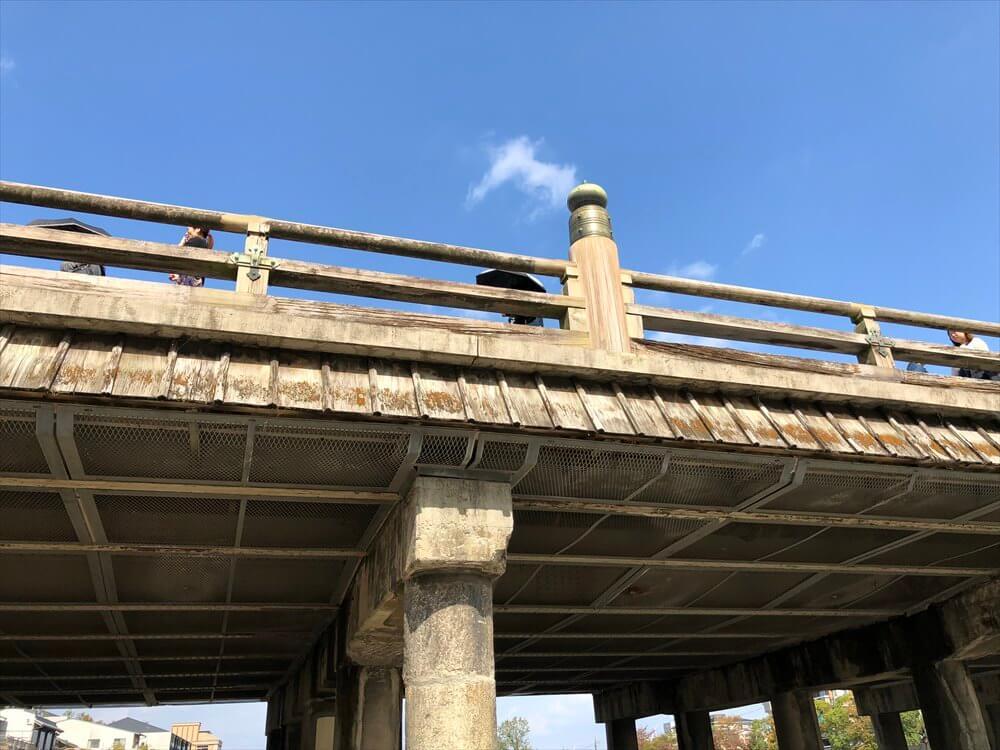 三条大橋(下流側から)2