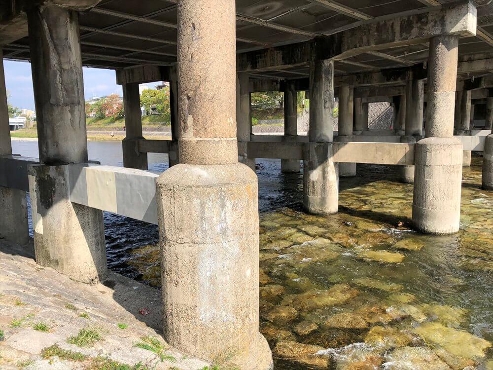三条大橋(下流側から)3