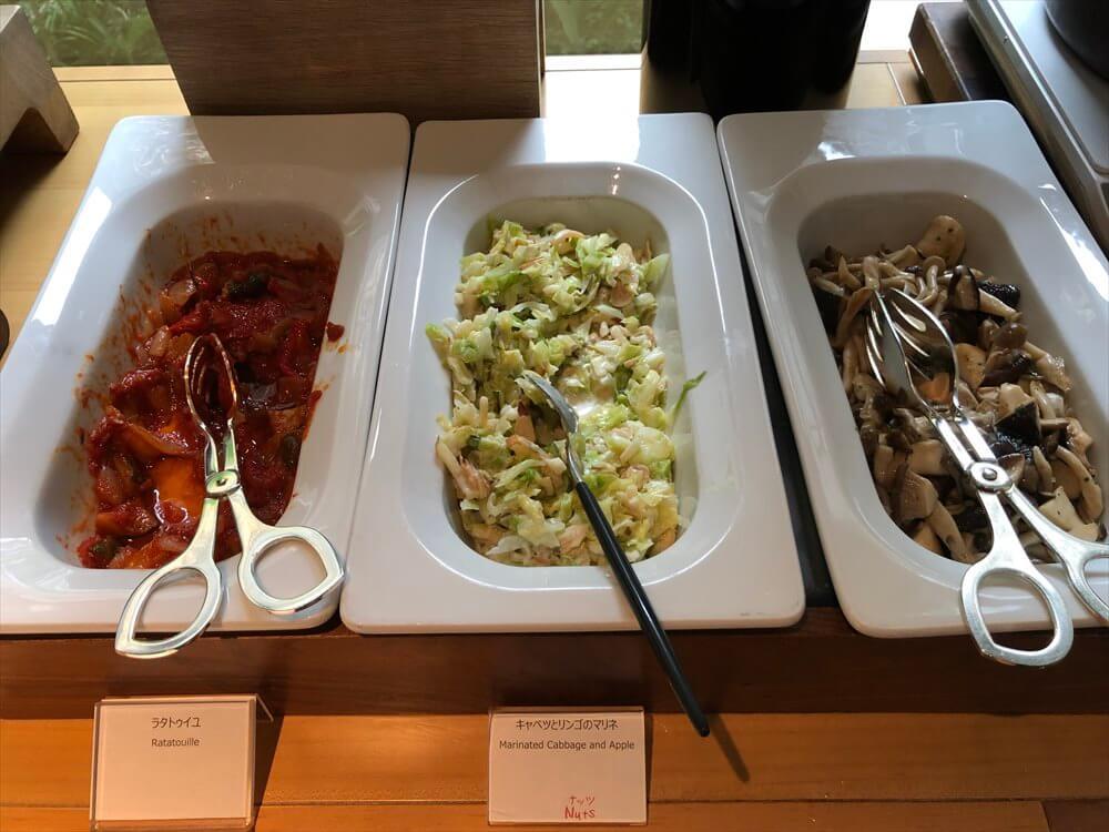 リッツカールトン京都のロカンダで朝食8