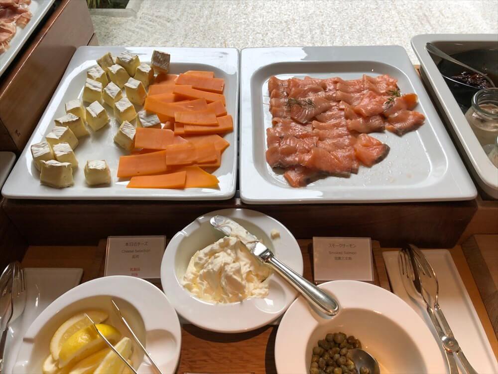 リッツカールトン京都のロカンダで朝食4