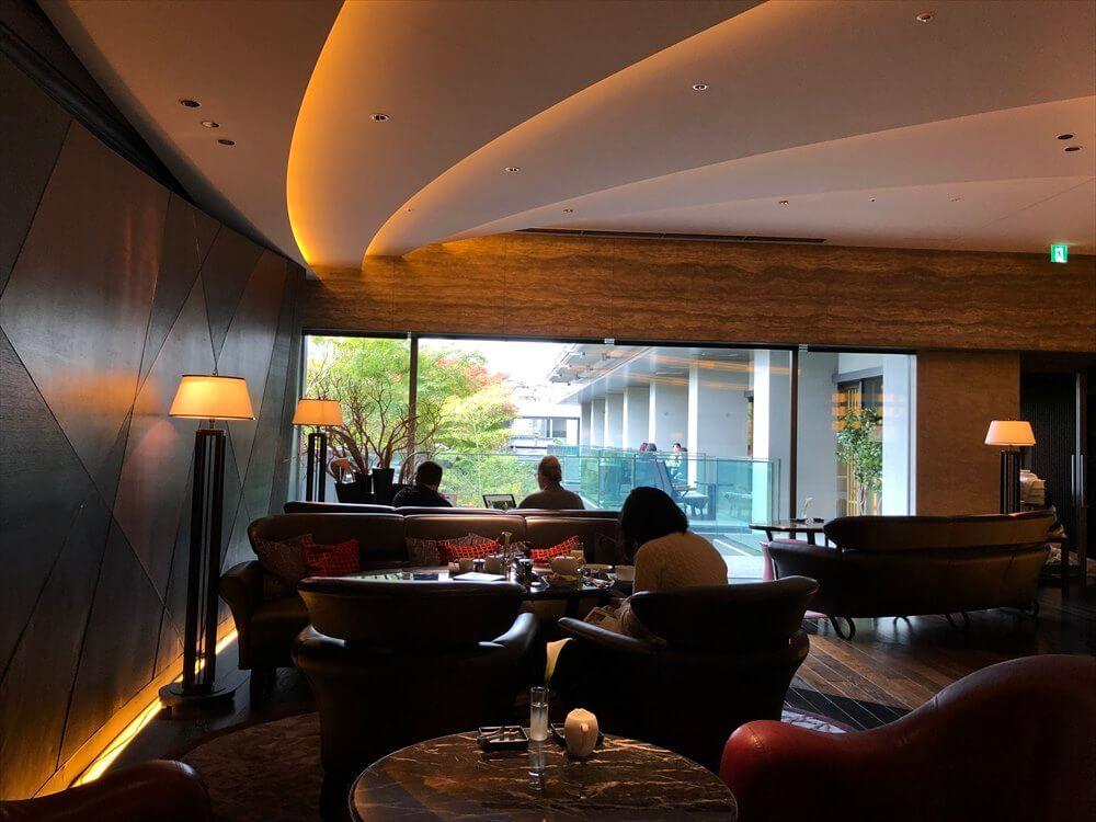 リッツカールトン京都のロカンダで朝食13