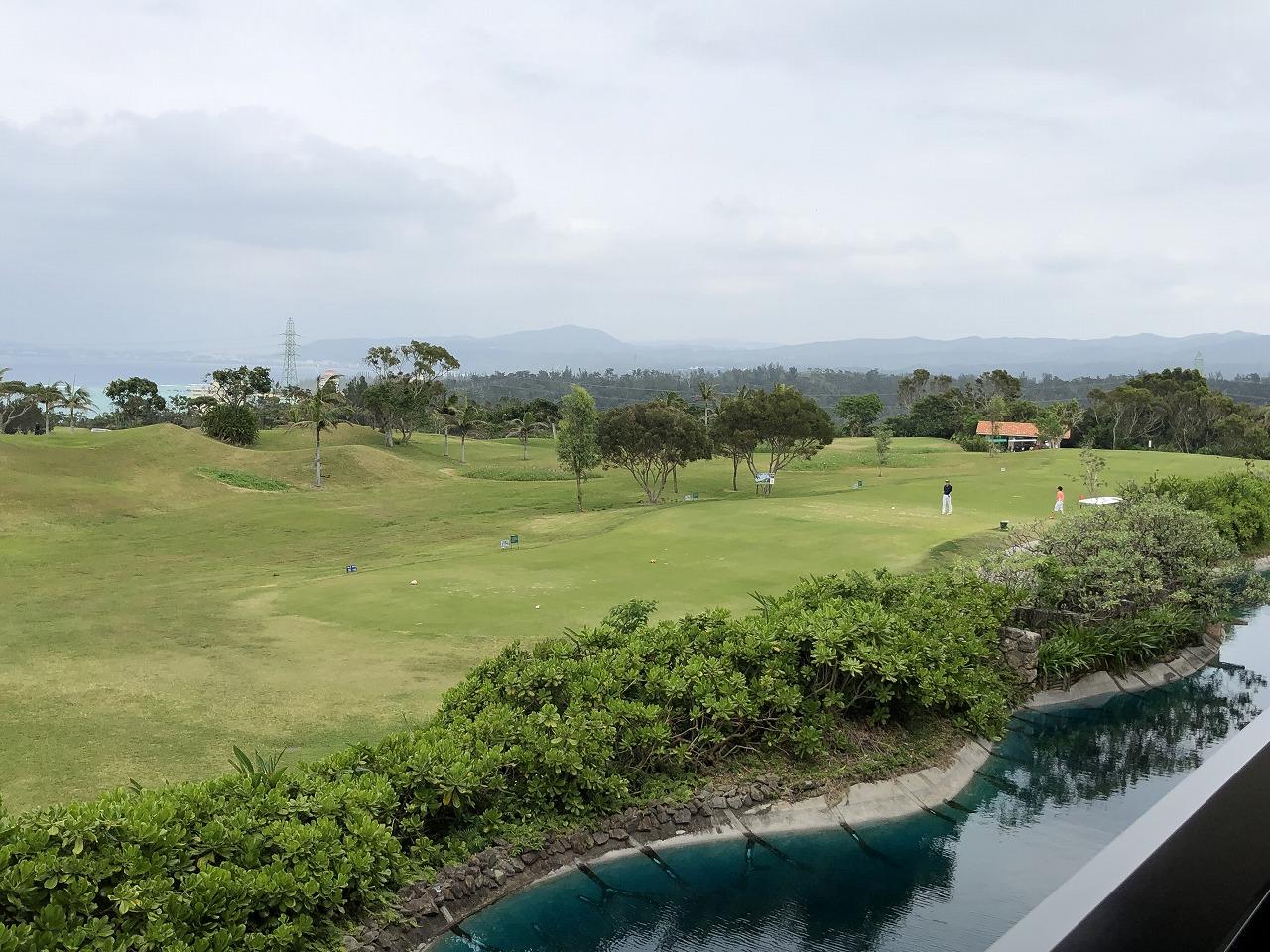 リッツカールトン沖縄の喜瀬ゴルフカントリークラブ