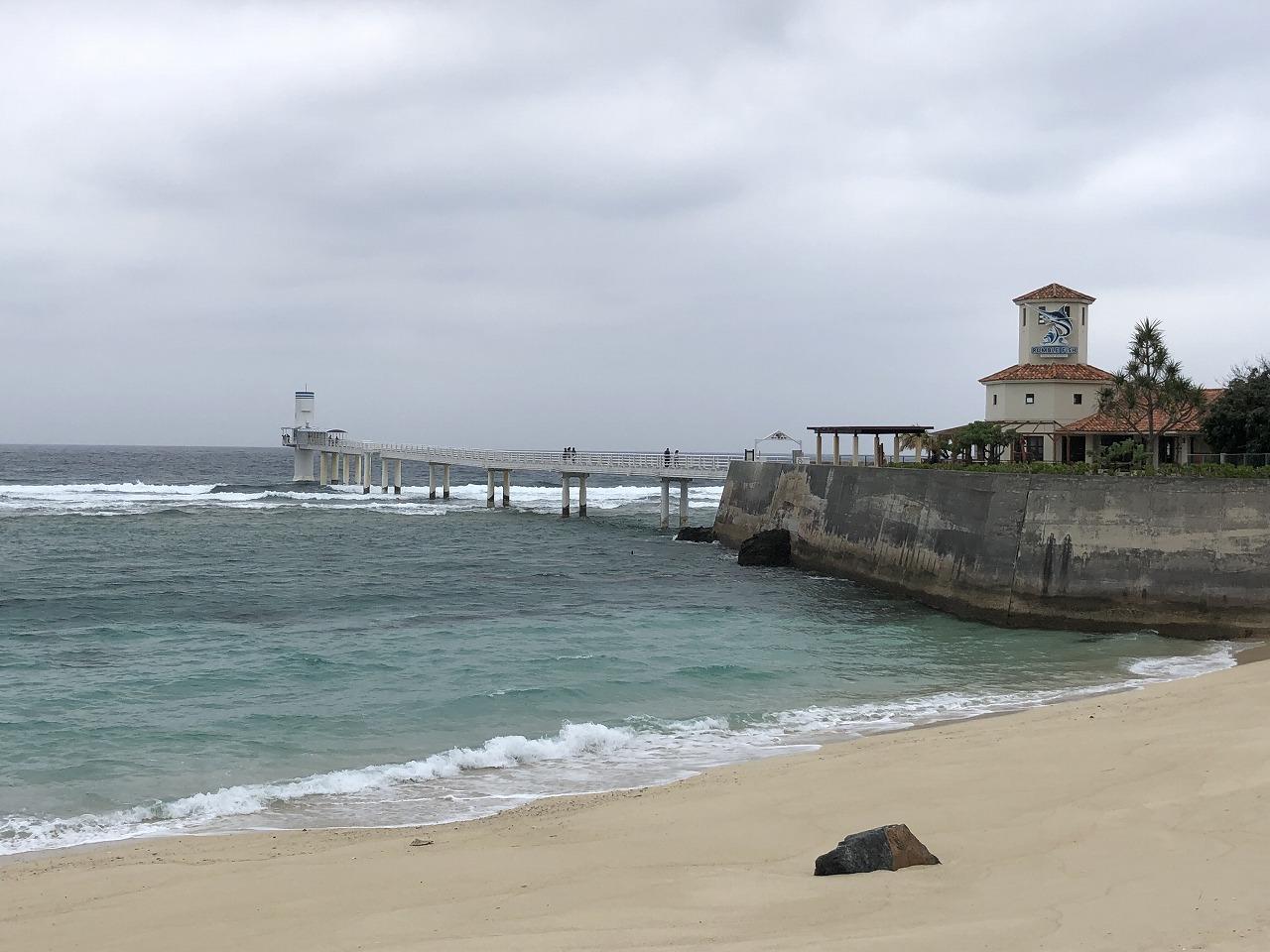 海中展望塔への道3