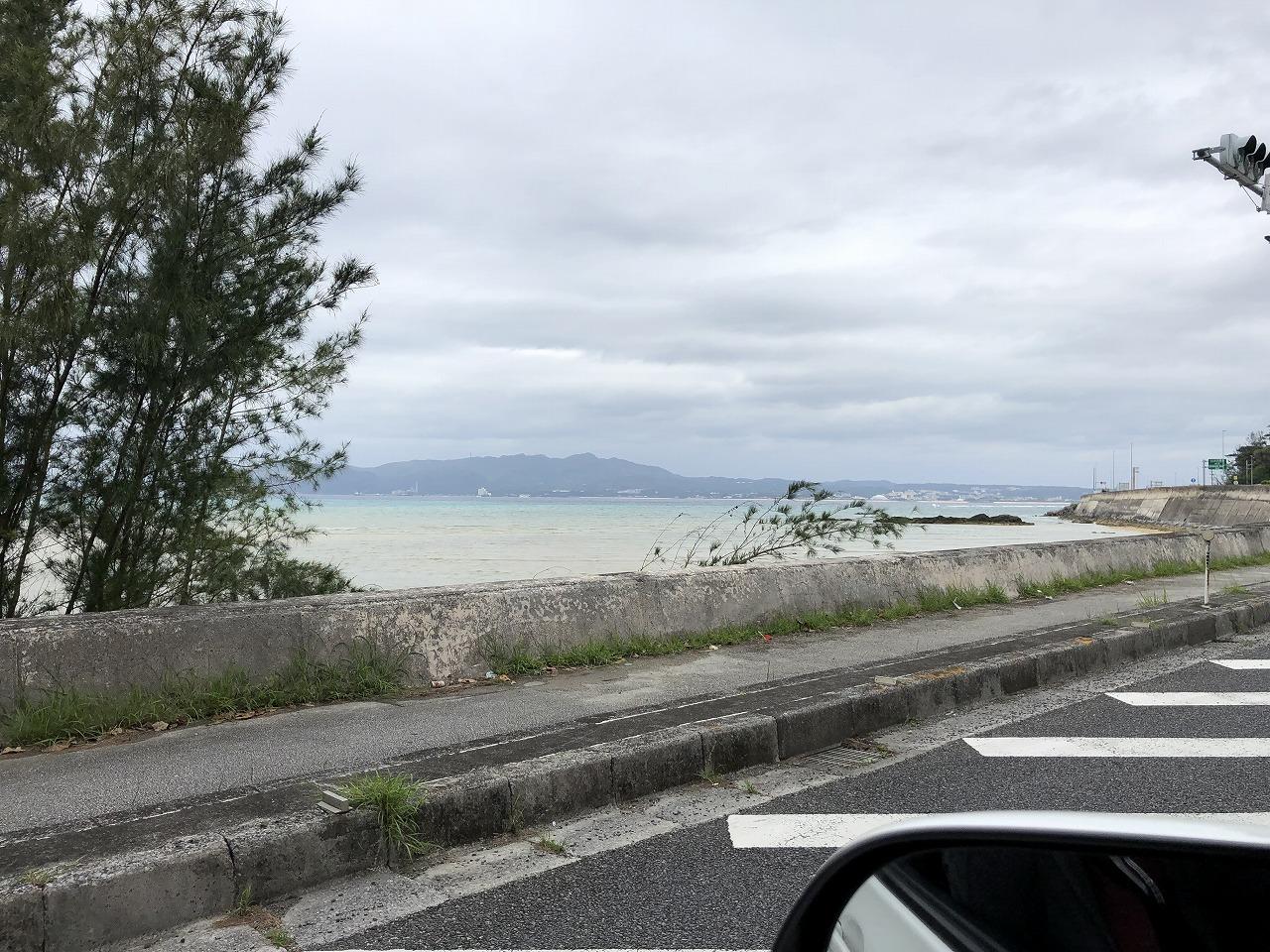 喜瀬ビーチ