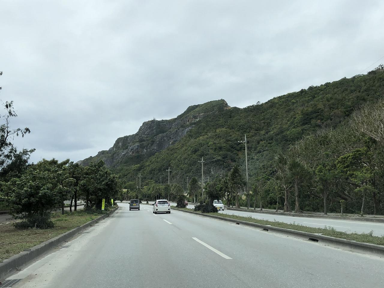 山がちの本部町2
