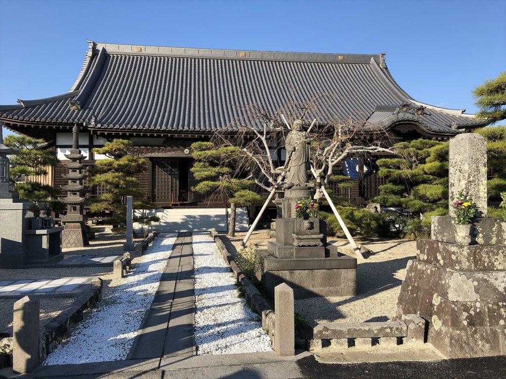 佐賀市の本行寺2