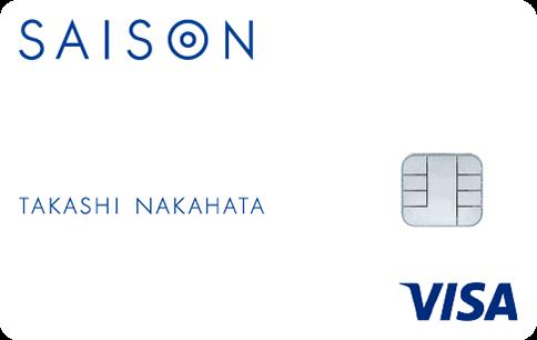 SAISON CARD Digital券面デザイン