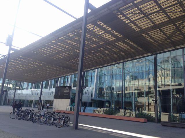 メルボルンの博物館