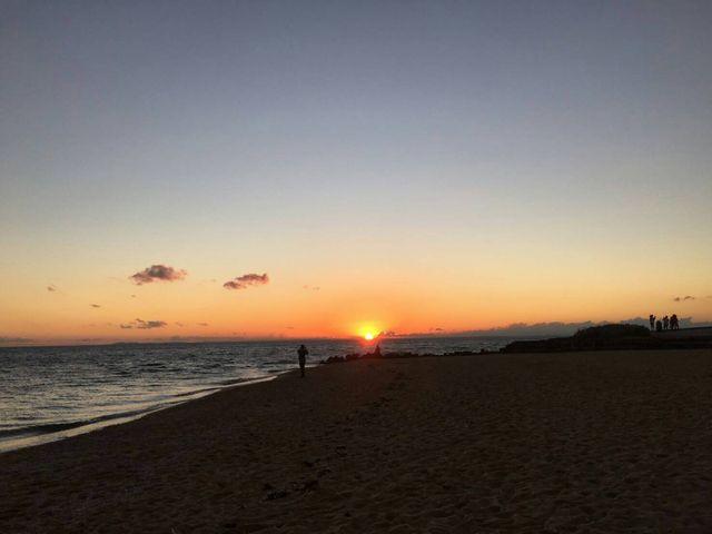 メルボルンのブライトンビーチ2