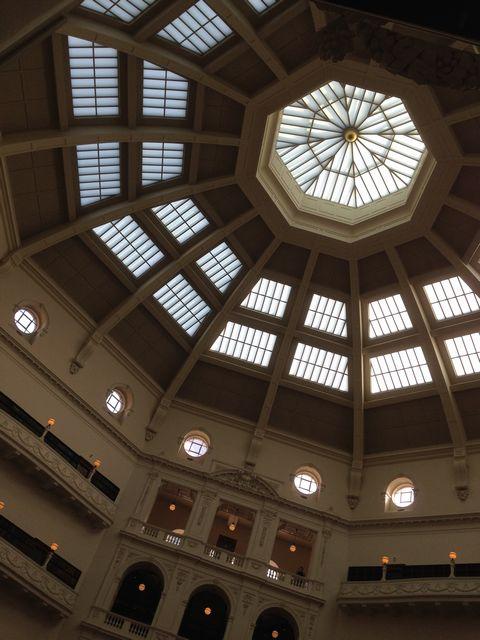 メルボルンのビクトリア州立図書館1