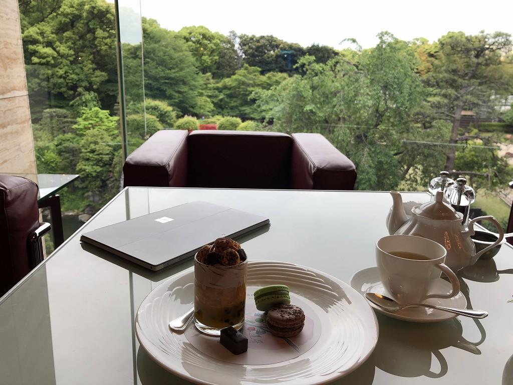ホテルニューオータニ東京のピエール・エルメのスイーツ1