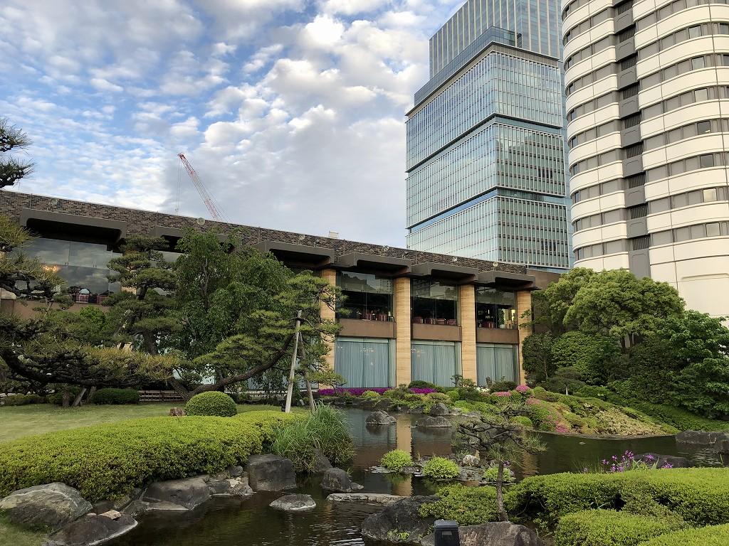 ホテルニューオータニの日本庭園2