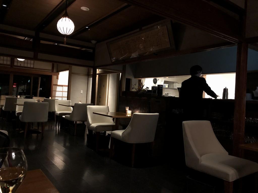 翠嵐ラグジュアリーコレクションホテルの茶寮八翠