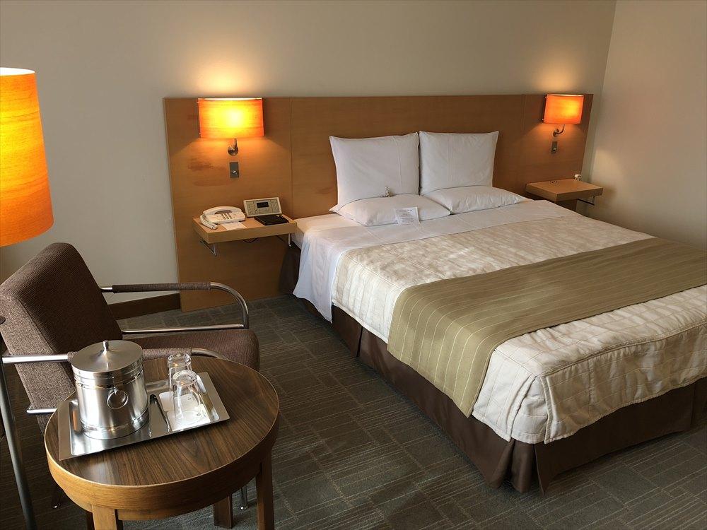 ホテルオークラ札幌のエクゼクティブダブル2
