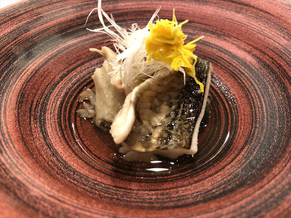 札幌の鮨 西光のはたはた
