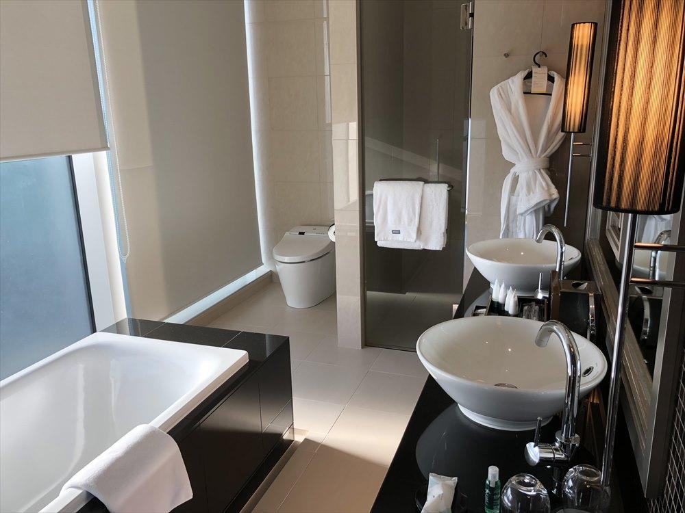 ウェスティンホテル仙台のクラブプロアプレミアルーム3