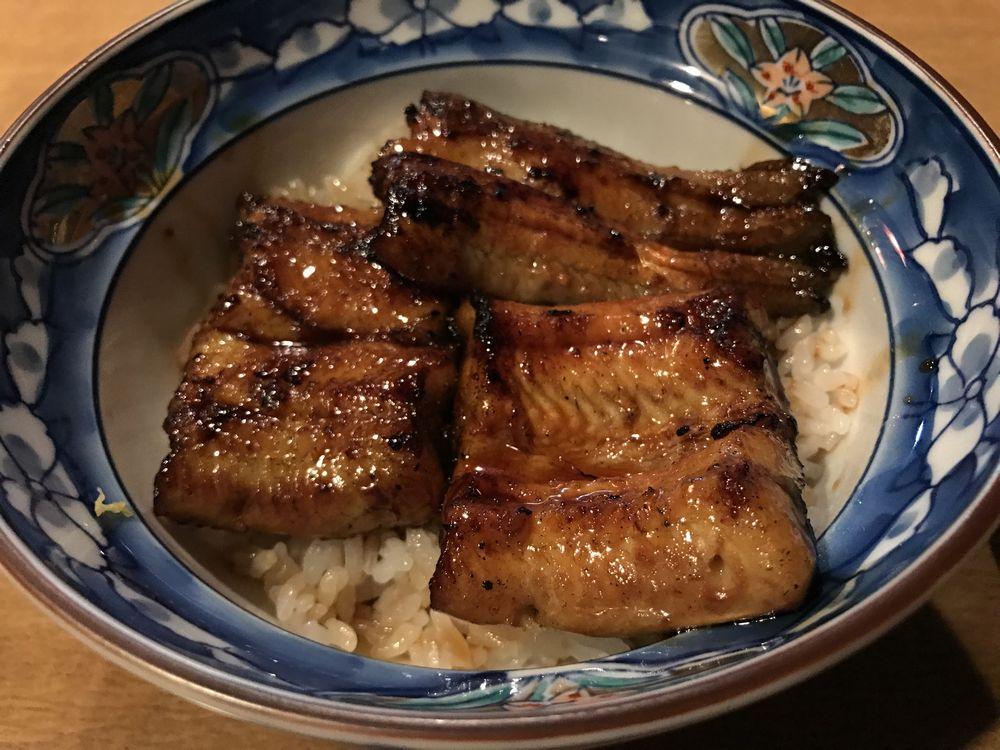 仙台の明ぼ乃のうな丼1