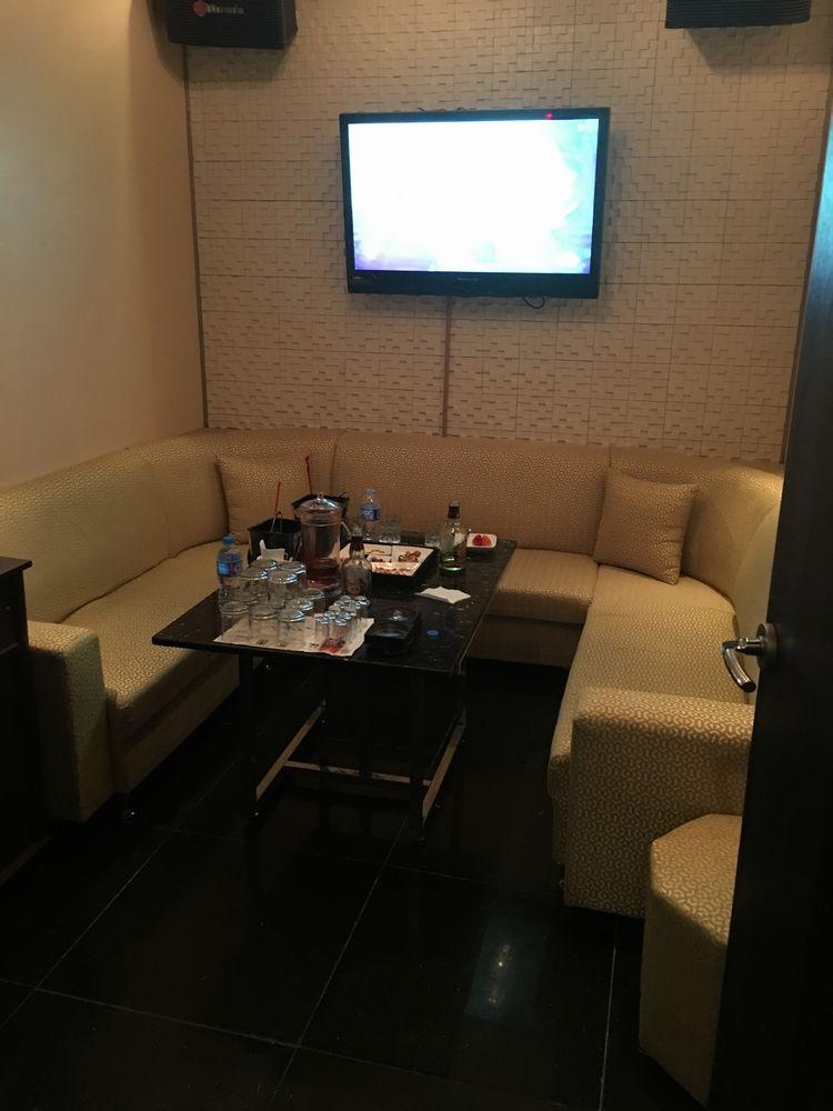 ソウルの駐在員クラブno nameの個室
