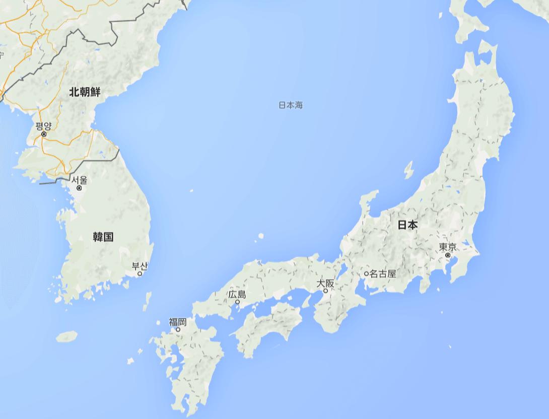 ソウルの緯度