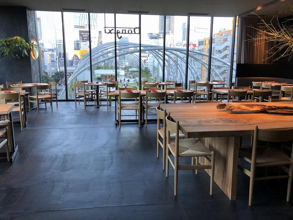 ミヤシタパークビューのDongxi Restaurant1