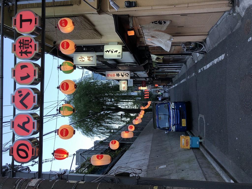 渋谷の「のんべい横丁」