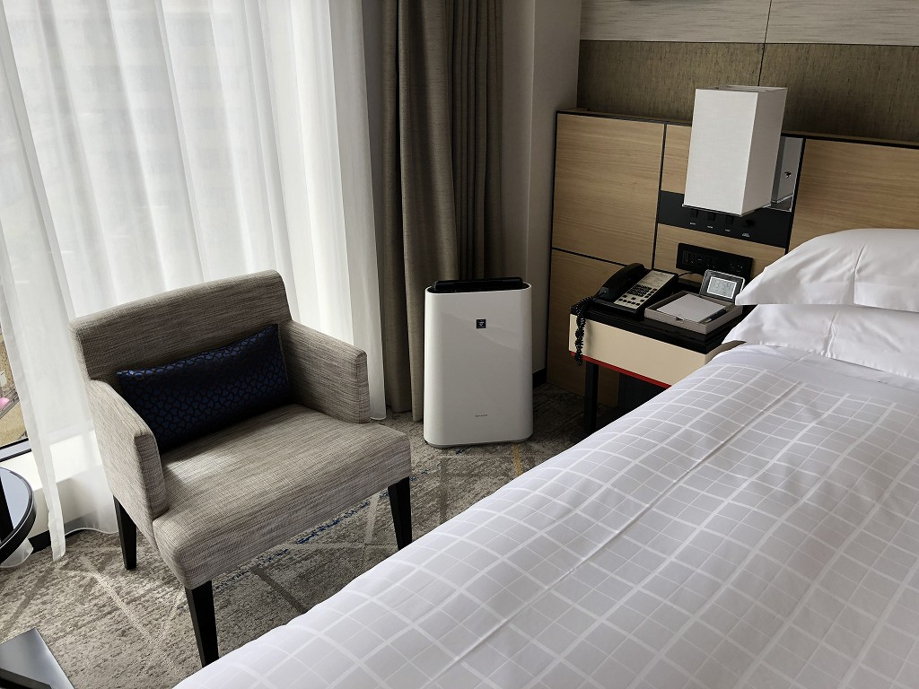 シェラトン都ホテル東京 プレミアムフロア スーペリア5