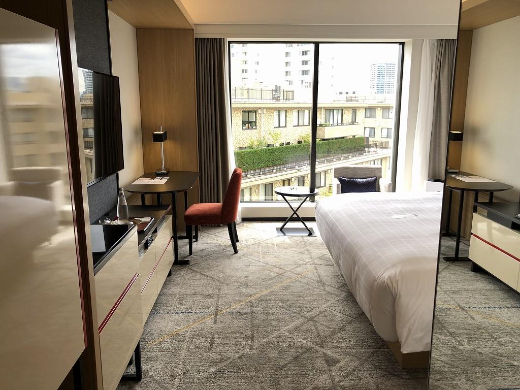 シェラトン都ホテル東京 プレミアムフロア スーペリア1