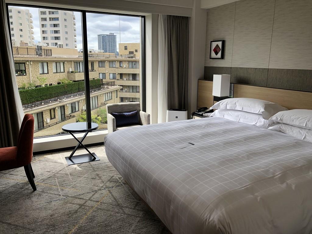 シェラトン都ホテル東京 プレミアムフロア スーペリア2